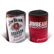 JIM BEAM Can Cooler Beer Can Bottle Stubby Holder Cosy Christmas Gift JB003H