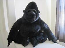 "GIANT Huge Big Aurora GORILLA 42"" Ape Monkey Plush Stuffed Animal EXCELLENT COND"