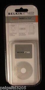 Belkin White Sports Jacket for 4th Generation iPod w/ Click Wheel (20GB)