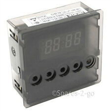 SMEG Genuine Oven Cooker Digital Clock Timer 5 Button 816291317 Spare Part