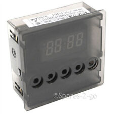 SMEG Genuine Oven Cooker Digital Clock Timer 5 Button 816291317 Spare Part