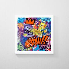 Richard Orlinski - RAW! Orange edition - EA 56/99 Epreuve d'artiste