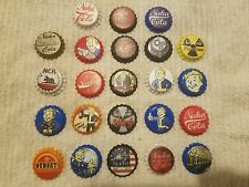 Fallout 4 3 New Vegas Bottle Caps Nuka Cola Sunset Pip Boy Vault Tech Collectors