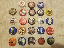 Fallout 4 3 New Vegas Bottle Caps Nuka Cola Sunset Pip Boy Vault Tech Collectors