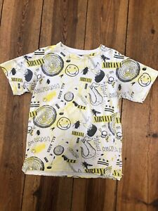 Nirvana vintage shirt