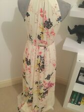 Ted Baker Floral Maxi Dress Size 2