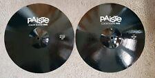 Paiste Color Sound 900 14 Hi Hat Cymbals (Excellent condition)