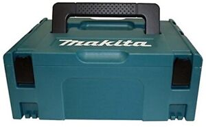 Makita Tool Storage Box Stacking MakPac Type 2 Connector Case Solid Heavy Duty