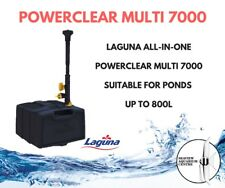 Laguna PowerClear Multi 7000 Pond Filter With UVC