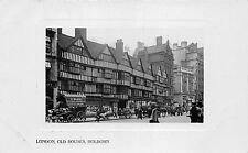 B85625 old houses holborn chariot   london uk