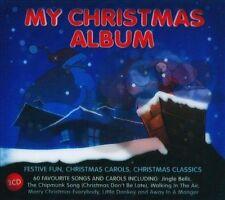 MY CHRISTMAS ALBUM -VAR (3CD) WIGGLES CHIPMUNKS CAROLSINGERS CRACKERS JIVEBUNNY
