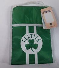 "Boston Celtics Insulated Lunch Bag Cooler Box New NBA 9"" x 7"" x 4.5"""