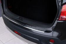 Protezione paraurti per Nissan Qashqai 1 I J10 2007-2013 Acciaio inossidabile