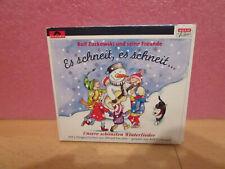 Rolf Zuckowski und Freunde - Es schneit , es schneit schönsten Kinderlieder (CD)