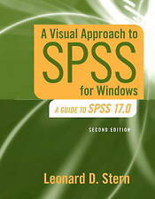 USED (GD) A Visual Approach to SPSS for Windows: A Guide to SPSS 17.0 (2nd Editi