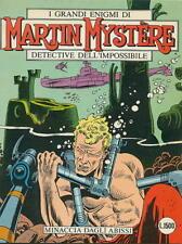Martin Mystere, dal n.70 al n.81,1988, DaimPress,Bonelli