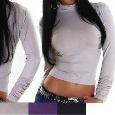 Damen-T-Shirts ohne Muster S keine Mehrstückpackung