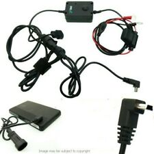 Motorcycle Direct to Battery Hardwire Charging Cable for Garmin Nuvi 1490 Satnav
