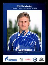 Klaus Fichtel  Autogrammkarte FC Schalke 04 Original Signiert+A 183529