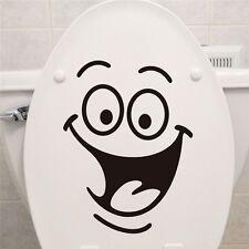 SMILE Face WC Adesivi Personalizzati Fai da Te Decorazione Arredo Adesivi Murali ven