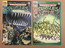 Teenage Mutant Ninja Turtles Adventures #2 & 3 Archie 1989 NM 9.4