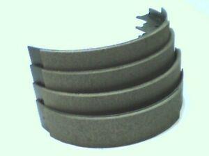 4 brake shoes Chev 1936 1937 1938 1939 1940-1944 1945 1946 1947 1948 1949 1950
