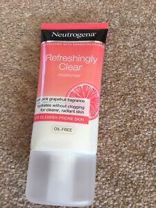 neutrogena refreshingly clear Mousteriser