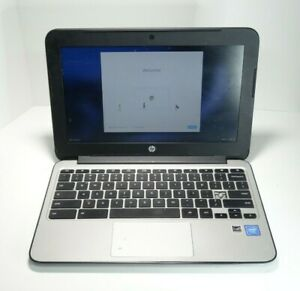HP Chromebook 11 G4 TPN-Q151 - Broken Keyboard - Powers On