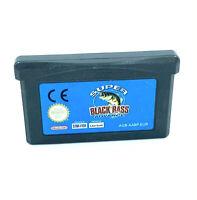 Super Black Bass Advance Jeu Nintendo Game Boy Advance Cartouche PAL