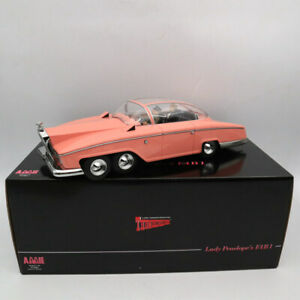 AMIE 1/18 Rolls Royce Lady Penelope's Thunderbirds FAB 1 Resin Limited Edition