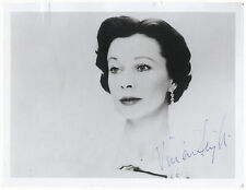 Vivien Leigh 6'' x 4.75'' Signed Photo