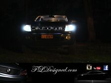 Ford Ranger Px and PX II Bright White L.E.D Parker light bulbs wild track XLT XL