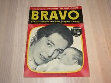 Bravo Revue Numéro 13/31. März 1957 - TOP RARE