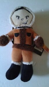 MIGHTY Junior  ESKIMO   #7 on the VIP Dura Scale  GREAT Tough Toy for SMALL Dogs