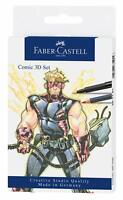 Faber-Castell Comic Illustration Set 3D