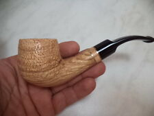 PIPA NERONE ULIVO OLIVE PIPE PFEIFE TOP QUALITY ITALIAN ARTISAN PIPE 25 NEW