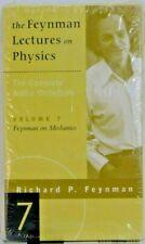 The Feynman Lectures on Physics Richard Feynman Vol 7 6×CASSETTES Box New-SEALED