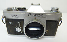 2A CANON TL 35mm Camera Body Made In Japan