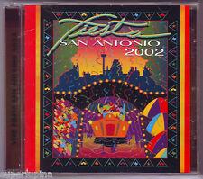 2002 OFFICIAL FIESTA SAN ANTONIO CD - 1st Print LIMITED EDITION Flaco Jimenez