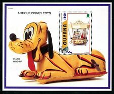 Guyana 3100 Walt Disney characters Antique Toys 1996.  x14461b