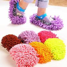 Dust Cleaner Grazing Slippers Microfiber House Bathroom Floor Cleaning Mop