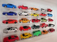 25 Premium Metal Diecast Vehicles Gift Pack by Maisto!1:64Scale Diecast Cars Toy