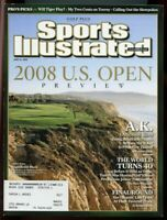 SI: Sports Illustrated June 10, 2008 Golf Plus U.S. Open Preview G