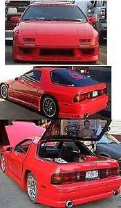 Mazda  RX7 FC 96-92 GP-Sports style  Fibreglass  Full Kit