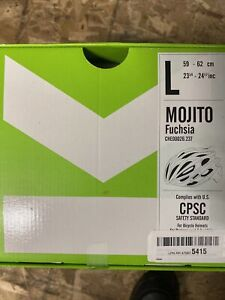 Kask Mojito Helmet  Large  Cycle Fuchsia