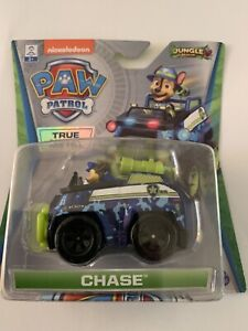 Paw Patrol. True Metal Jungle Rescue CHASE. Rare. New.