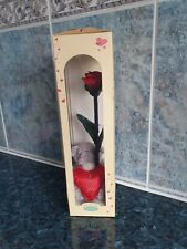 "Me To You Tatty Teddy Bear ""I Love You"" With Red Heart &  Red Rose - BNIB"