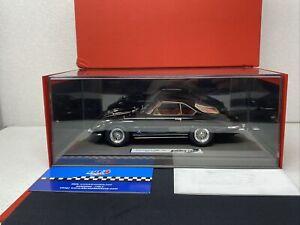 1/18 BBR 1961 Ferrari 400 Superamerica Black DAMAGED READ ME  Part # BBR1849C