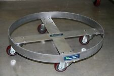 STURGO Drum Dolly / Trolley Galvanised Finish Melbourne