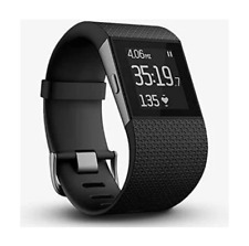 Fitbit Surge, Fitness Super Watch, wireless cardio Unisex Adulto, Nero, S, NUOVO